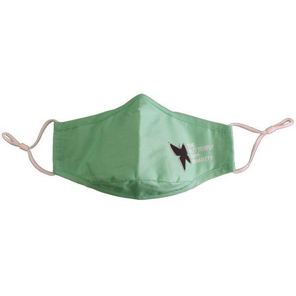 Butterfly AVM Green Mask